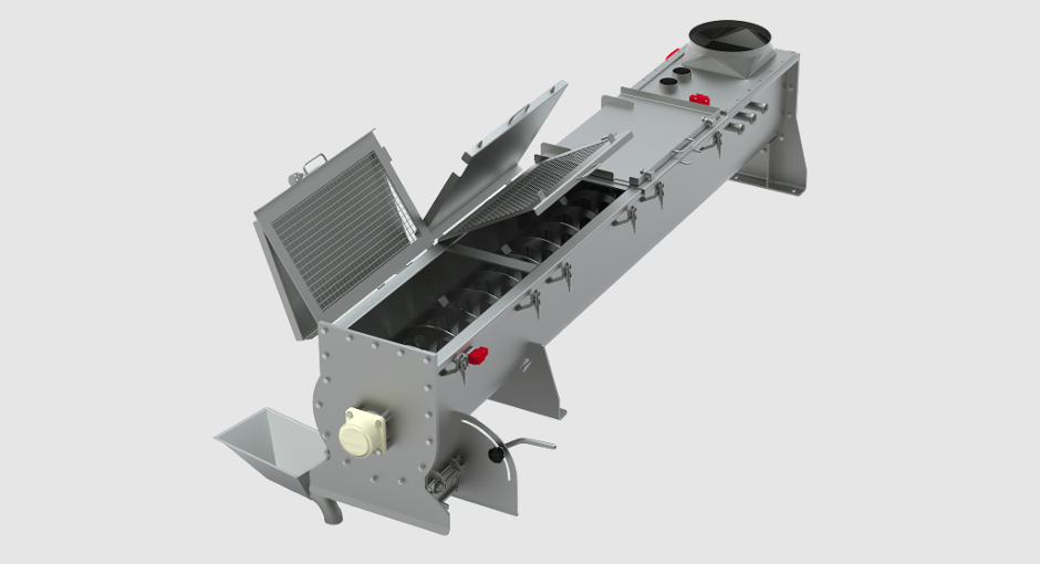 Process mixer